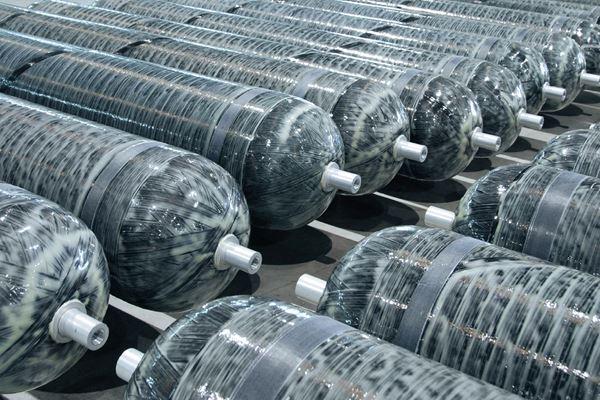 氢是燃料复合材料的增长,第二部分图像