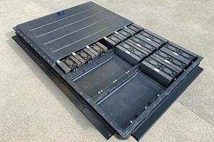 设计多功能的多材料EV电池盒图像
