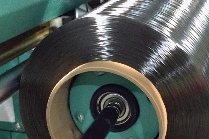 HexTow fibers from Hexcel