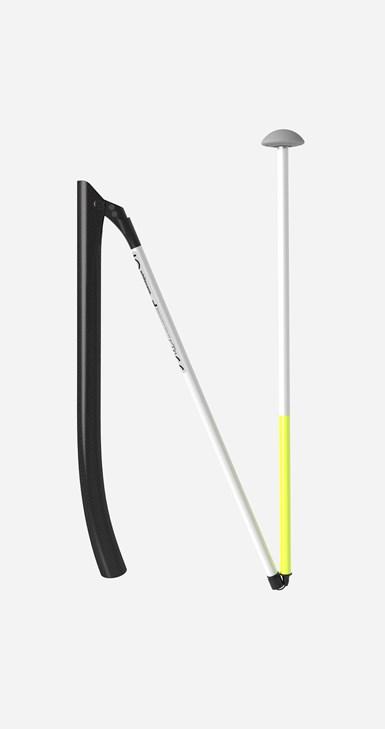 carbon fiber composite foldable cane