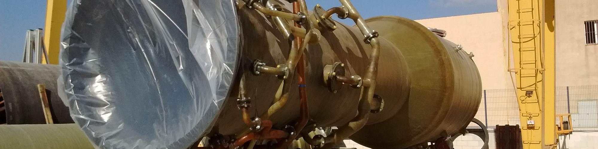 复合材料工业槽