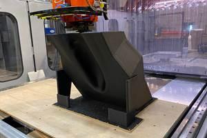 波音主导的合作项目验证了大型复合AM工具