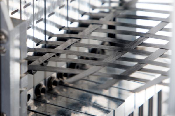 Automated weaving system targets high-performance, high-volume applications image