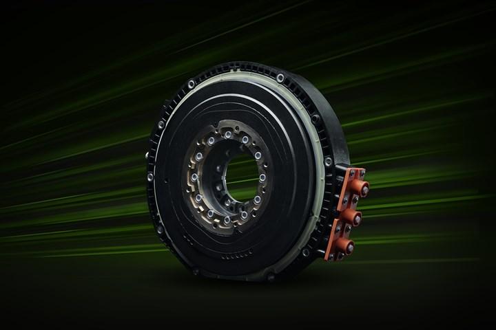 McLaren e-motor