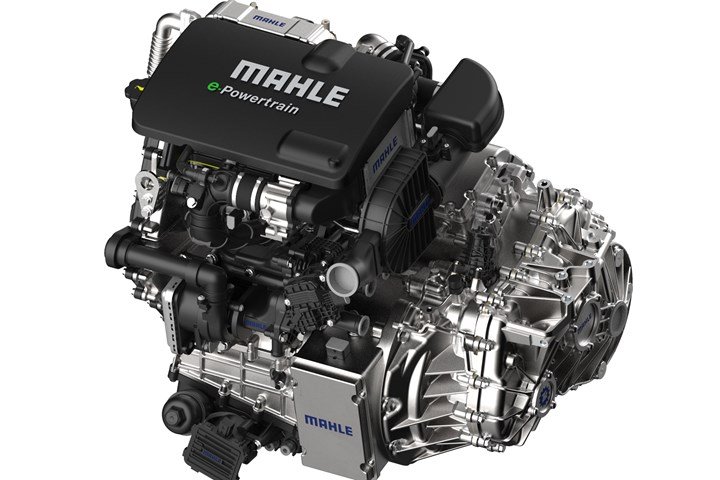 Mahle engine