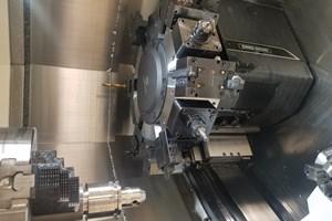 Las herramientas vivas Algra son usadas en nueve tornos DMG MORI NZX 2000 y tres tornos NLX 2500