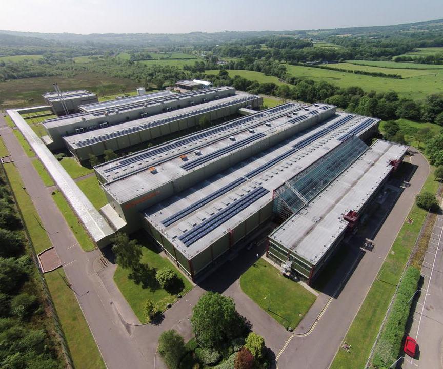 El consorcioVentilator Challenge UK, del que forma parte Renishaw, proyecta producir 1,500 ventiladores por semana de los modelosPenlon y Smiths combinados.