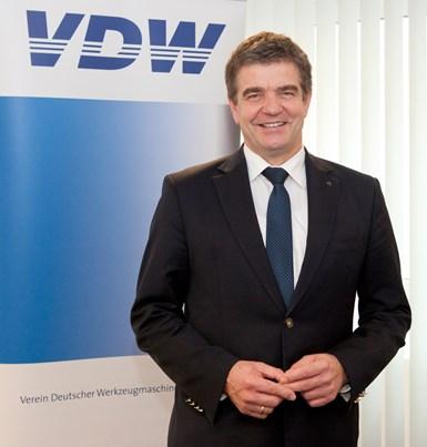 Heinz-Jürgen Prokop, director de la VDW.