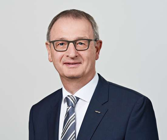 Wilfried Schäfer, director Ejecutivo de la VDW.