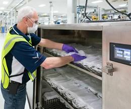 GM también está expandiendo su apoyo a la producción de equipos médicos al convertir temporalmente su planta de Warren, Michigan, para construir máscaras quirúrgicas de Nivel 1. Foto: General Motors.
