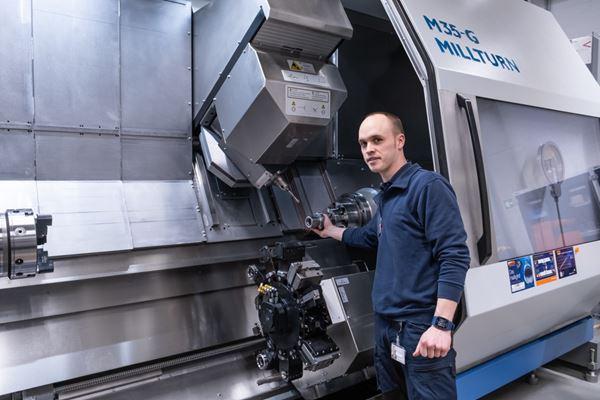 Centros de mecanizado para pruebas de herramental image