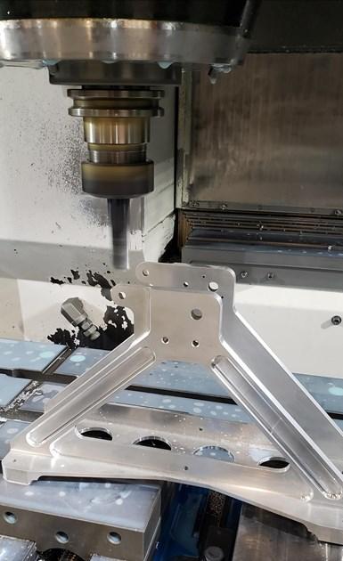 Indumet Aerospace desarrolla componentes para la industria aeroespacial con tecnología de Mazak.