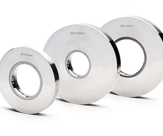 Hyperion Materials &Technologies demandaba una rectificadora con capacidad para responder a niveles de producción intensos.