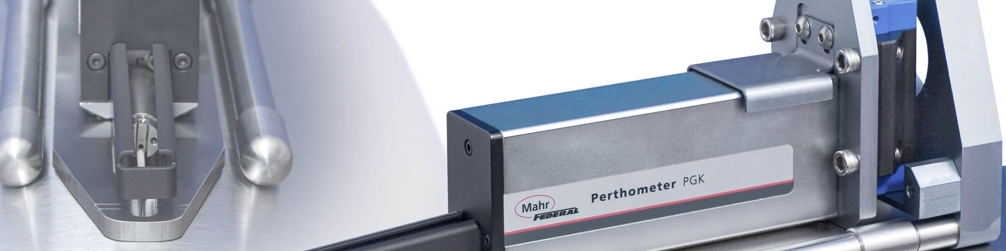 Ejemplo de fijación para sujetar una unidad de perfilado en un rodillo cilíndrico grande.