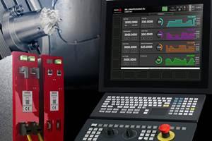 Control 8065 Quercus, de Fagor Automation.