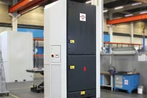 Sistema de filtración AmbiTower, de Keller.