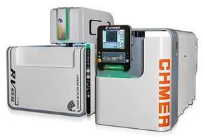 """La serie RV de electroerosionadoras de hilo de CHMER se presenta como la """"primera EDM inteligente de hilo"""" al brindar tecnologías como IoT, simulación, diagnóstico y gestión de consumibles."""