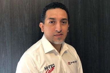 Héctor Flores Esquivel, gerente de aplicaciones de Nexttec Machinery.