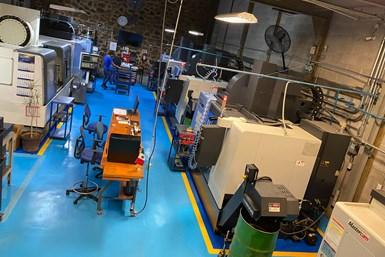 SIMAQ brinda servicios de mecanizado y afilado a la industria manufacturera.