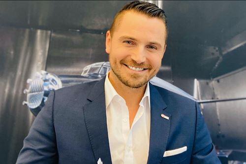 Markus Puntigam, gerente de desarrollo de negocios de Hermle en México y Centroamérica.
