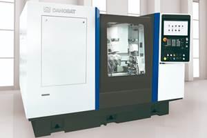 Máquinas rectificadoras CG-PG, de Danobat.