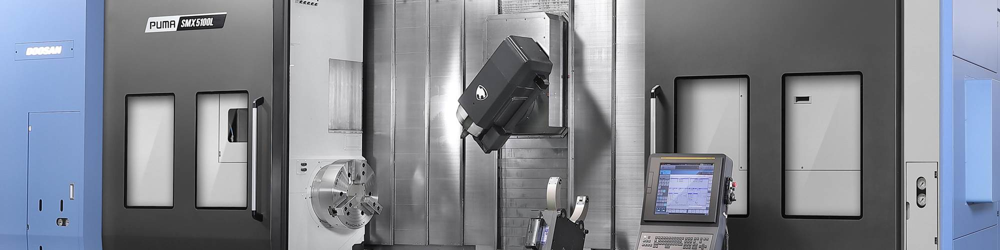 SMX5100L, de Doosan Machine Tools.