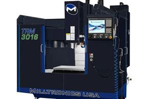 Fresadora TRM3016, de Milltronics.