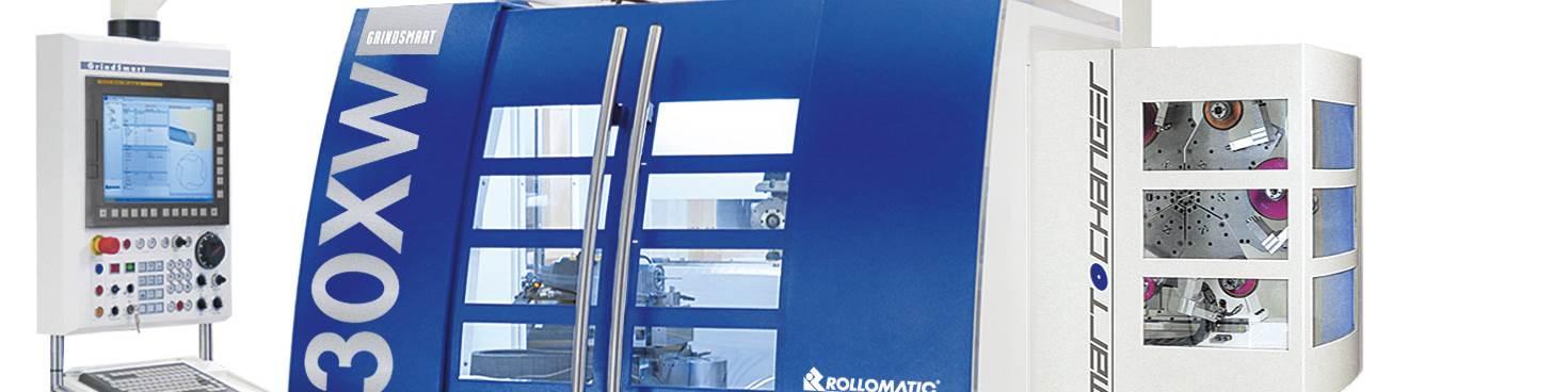 GrindSmart 630XW, deRollomatic.
