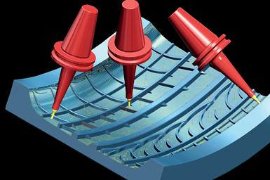 Actualmente, con el hyperMILL revisan el diseño, hacen correcciones y realizan las rutinas de mecanizado antes de reparar cualquier molde de sus clientes.