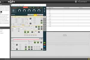 La versión 1.0 de OPC UA recopila una amplia gama de datos comparables y, con rConnect Dashboard, de GF Machining. Crédito: GF Machining.