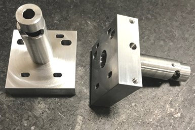 custom trunnion