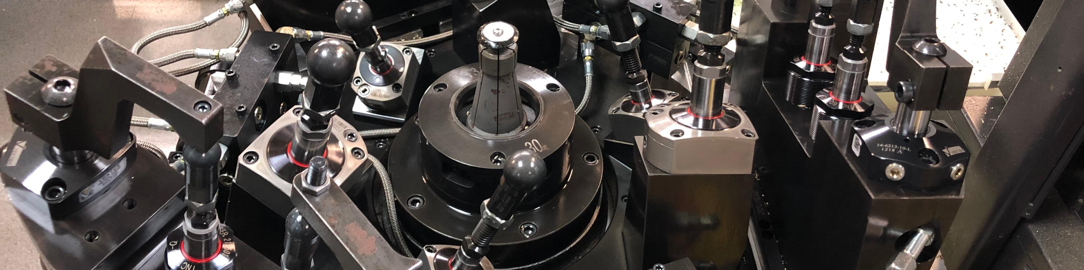XL Machine CNC machining fixture