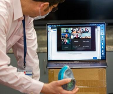 webcam interface