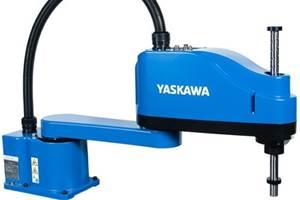 Yaskawa SCARA Robots Provide Compact Small-Part Processing
