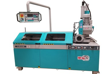 A photo of Kalamazoo Industries' C370A-NC EXT Cold Saw