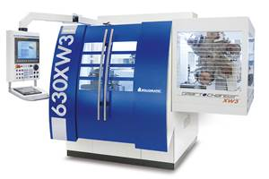 Rollomatic GrindSmart Offers Flexibility for Tool Grinding
