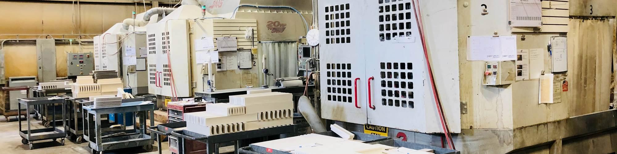 machines at Valtech