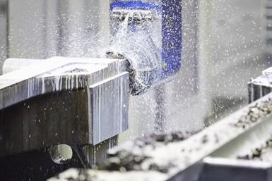 Starrag Droop+Rein T portal machining center