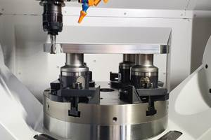 Workholding Considerations for Five-Axis Machining