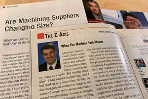 """20 Years of """"The Z Axis"""""""