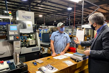 Modern Machine Shop visit to BIC Precision Machine