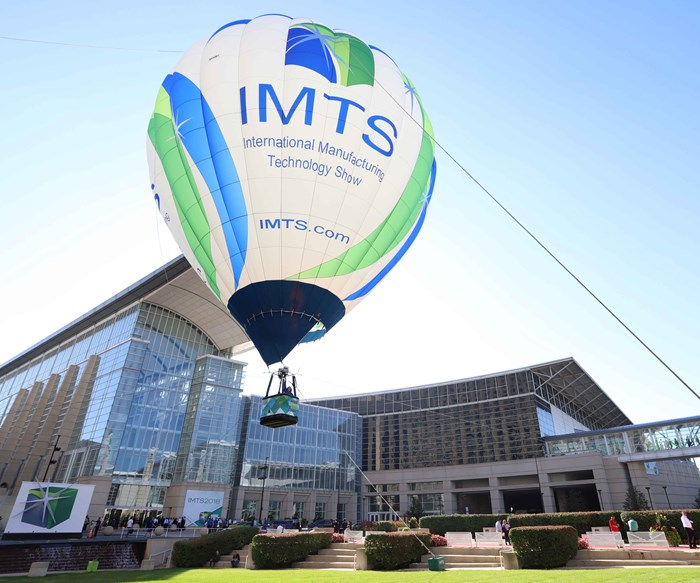 IMTS 2020 Canceled in Compliance with Coronavirus Precautions