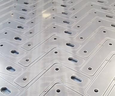 laser cut metal parts