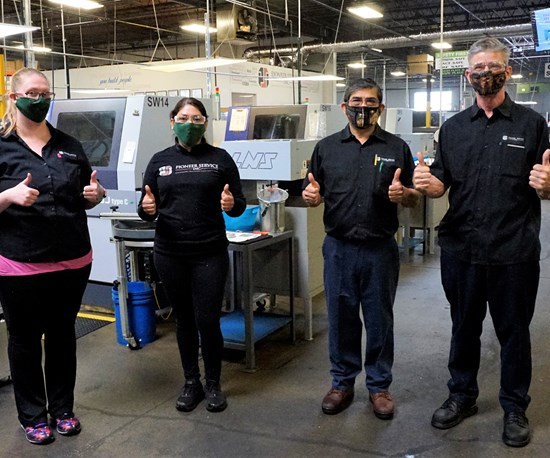 Manufacturing Touches Lives, Now More Than Ever