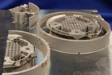 additive manufacturing scrap