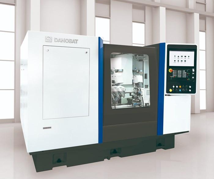 Danobat's CG-PG Grinders Tackle Difficult Applications