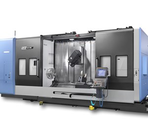 Doosan's Puma SMX5100L Turn-Mill Offers Greater Working Area