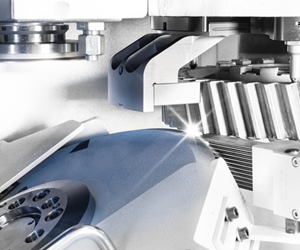 Emag's VLC 350 GT Performs Hard Turning, Grinding in Single Clamping