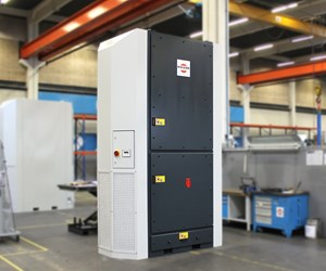 Keller USA's AmbiTower Ambient Filtration Unit Protects Against Viruses