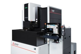 MC Machinery's Mitsubishi SV12P Features AI Control Technology